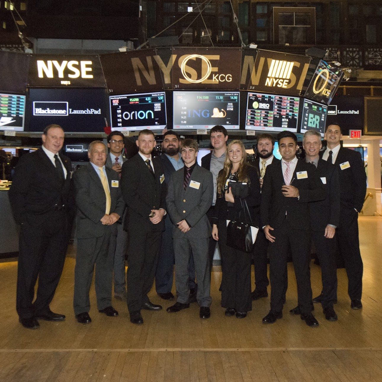 UCF, College of Business at NYSE